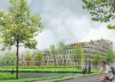 Proeftuin Erasmusveld: Hoe geef je collectiviteit vorm bij gebiedsontwikkeling?